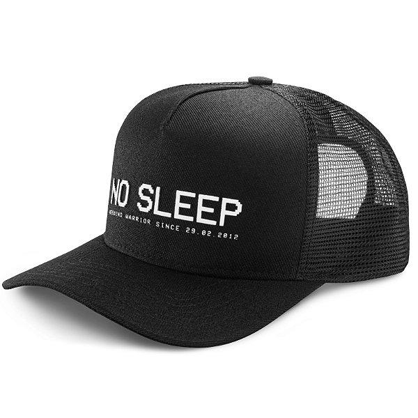 Boné NO SLEEP
