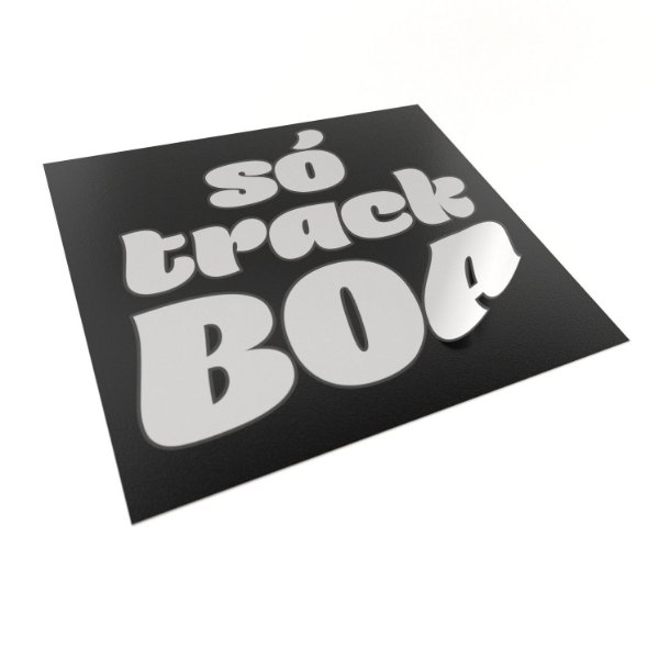 Adesivo Decalque STB Branco
