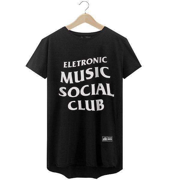 Camiseta Eletronic Music Social Club
