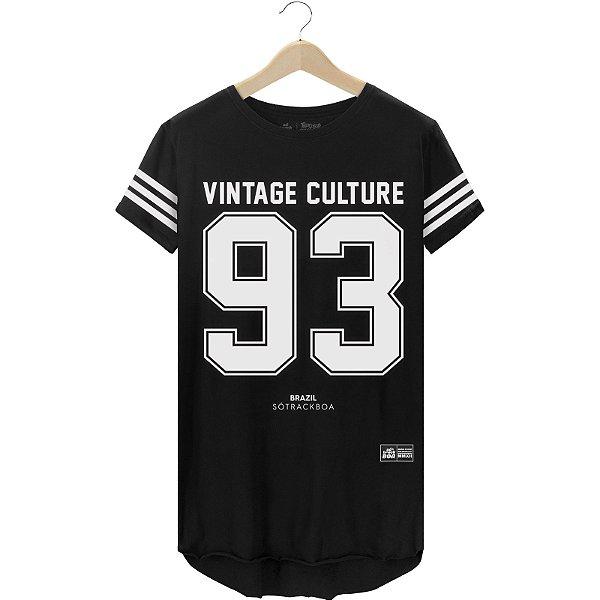 Camiseta Vintage Culture Team 93