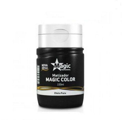 Magic Color Matizador Desamarelador Efeito Prata 100ml