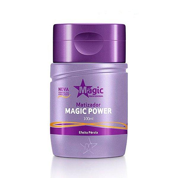 Magic Color Matizador Power - Efeito Pérola 100ml