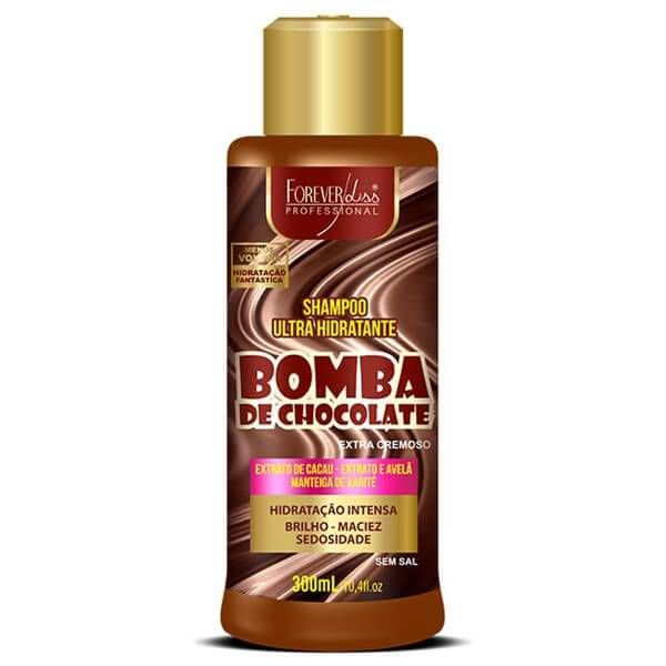 Shampoo Bomba de Chocolate 300ml