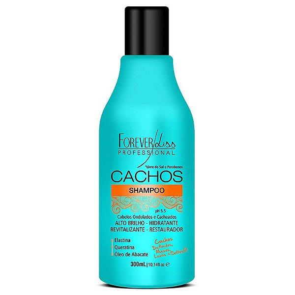 Forever Liss Shampoo Cachos 300ml