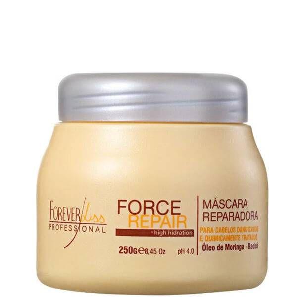 Forever Liss Máscara Force Repair 250gr