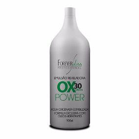 Água Oxigenada 30 Volumes Power 900ml
