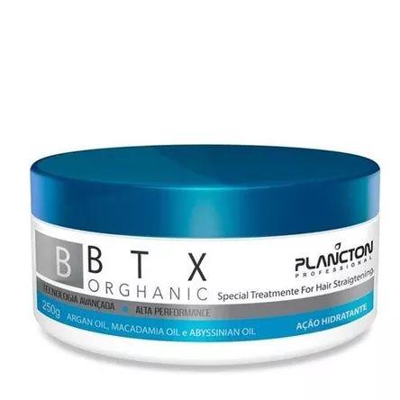 BBTX Orghanic Plancton Professional Creme Alisante 250g