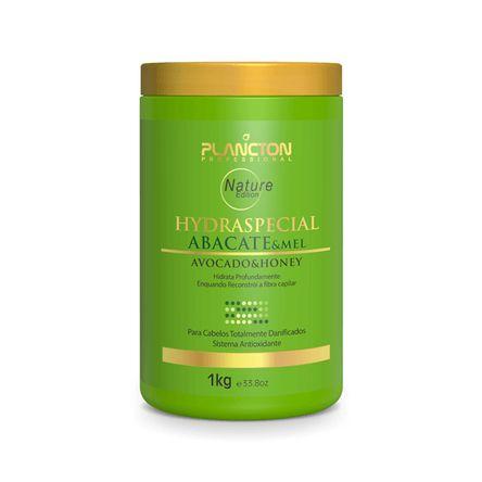 Hydraspecial Abacate e Mel Plancton Máscara Hidratante 1Kg