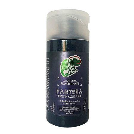 Kamaleão Color - Pantera Preto Azulado