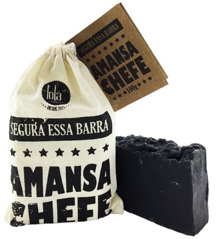Sabonete Lola Segura Essa Barra Amansa Chefe 100g