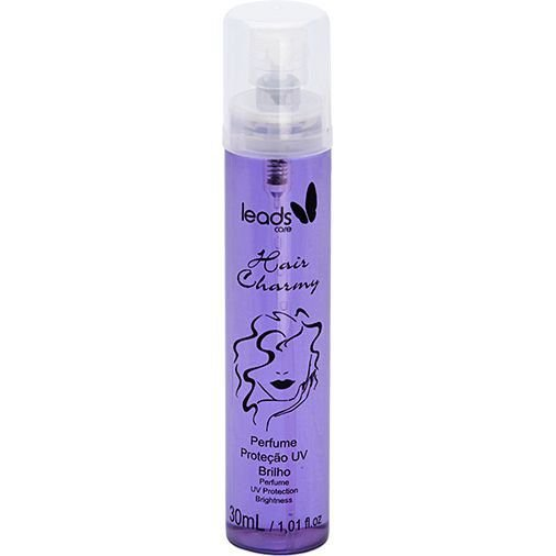 Leads Care Hair Charmy Perfume Proteção UV e Brilho 30ml