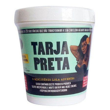 Lola Cosmetics Tarja Preta Queratina Vegetal 230g