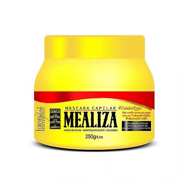 Máscara Capilar MeAliza Forever Liss 250g