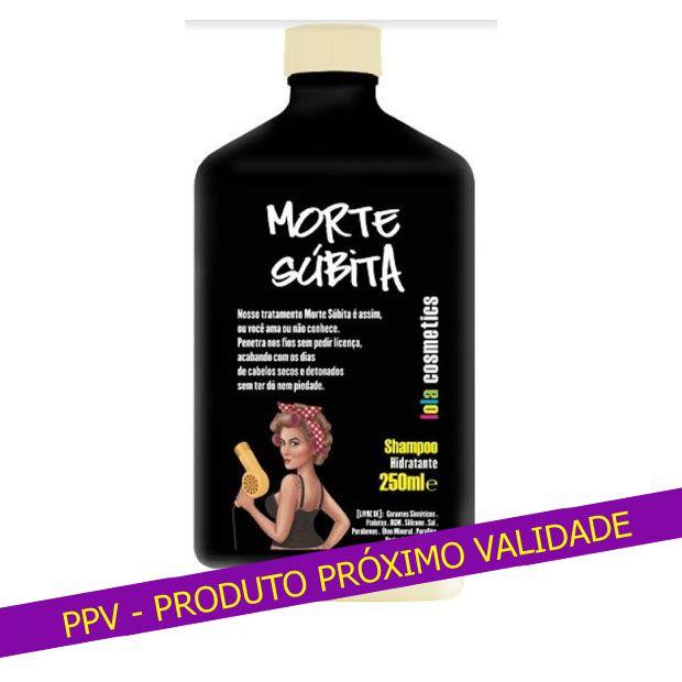 PPV - Shampoo Hidratante Lola Morte Súbita 250ml