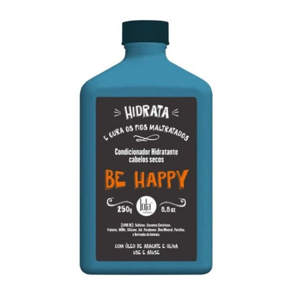 Condicionador Hidratante Lola Cosmetics Be Happy - 250ml
