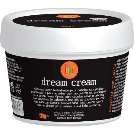 Lola Dream Cream Máscara p/ Danificados - 120g