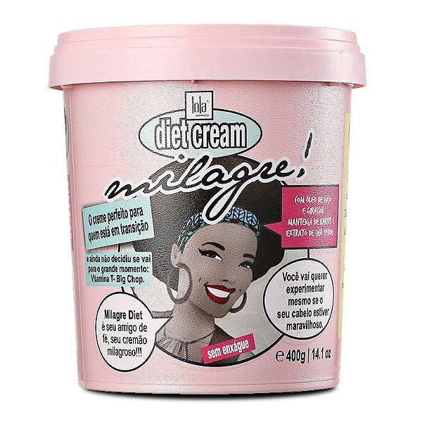 Lola Milagre Diet Cream Mascara 400g