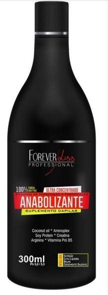 Forever Liss Shampoo Anabolizante 300ml