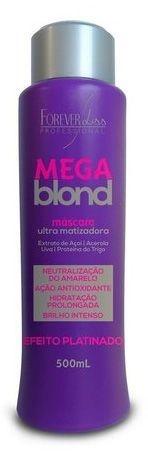 Matizador Forever Liss Mega Blonde Ultra - 500gr