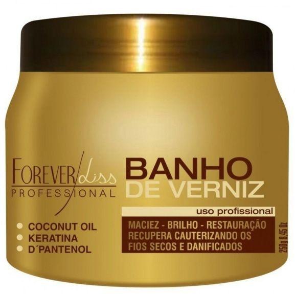 Forever Liss Banho de Verniz Hidratação e Brilho - 250g
