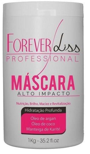 Forever Liss Mascara de Hidratação Alto Impacto - 1 Kg