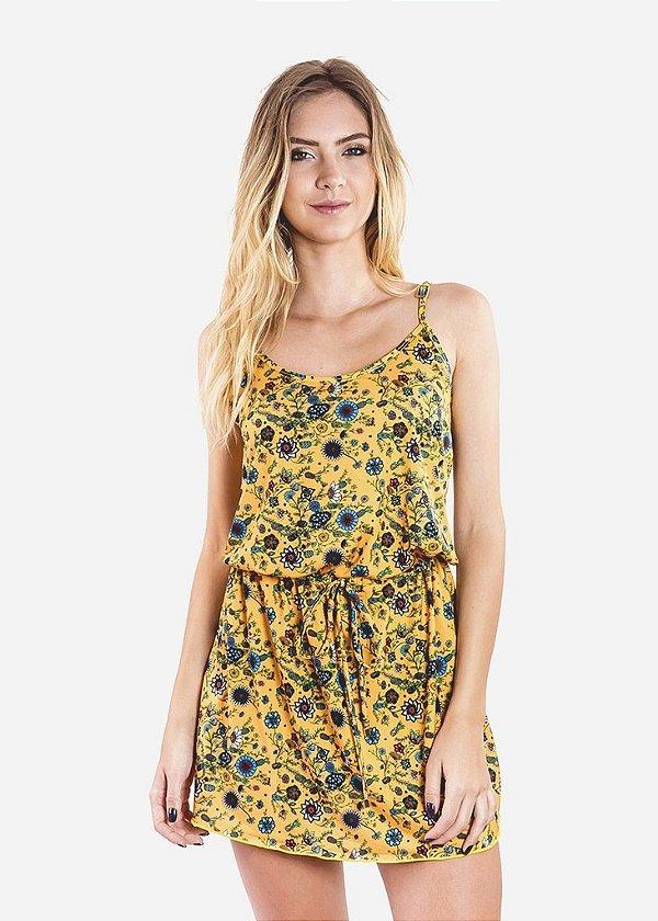 Saída Verano - Abacaxi - Amarelo