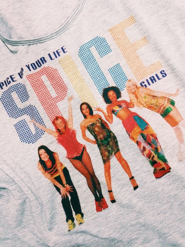 SPICE GIRLS (mescla)