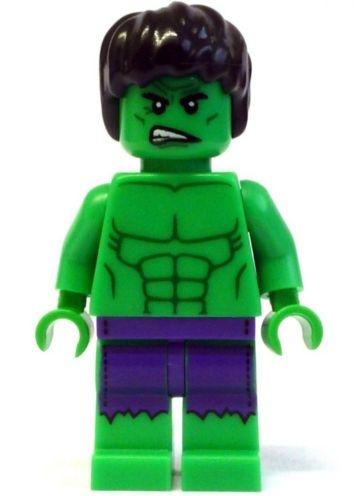 Miniatura Hulk Lego