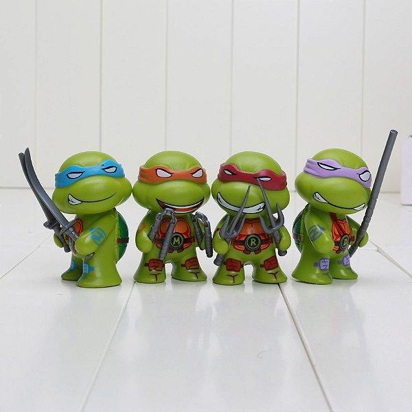 Coleção Tartarugas Ninja