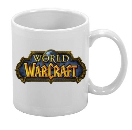 Caneca Geek - World of Warcraft
