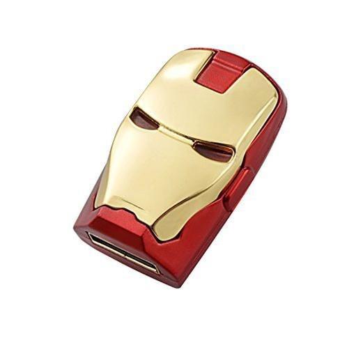 Pendrive 16GB - Rosto Homem de Ferro