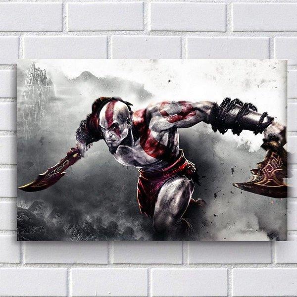 Adesivo - God of War