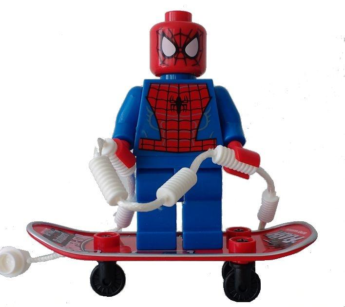 Big Lego - Homem Aranha