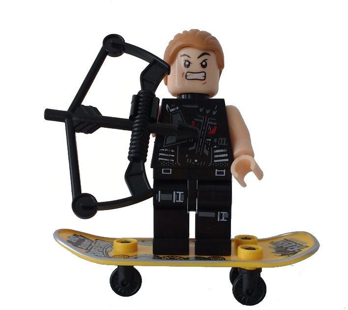 Big Lego - Gavião Arqueiro