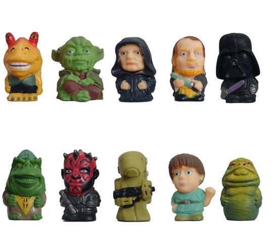 Coleção Miniaturas - Star Wars (Raridade)