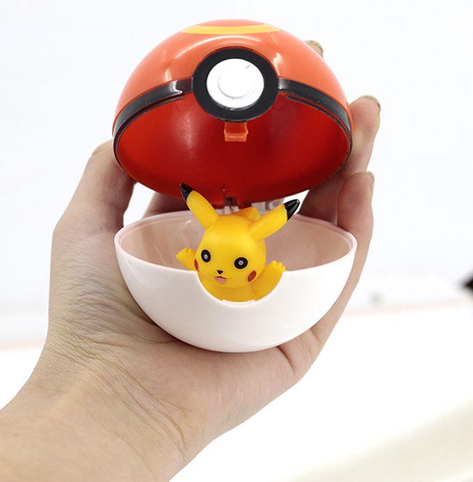 Pokebola + Pikachu