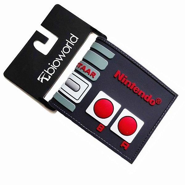 Carteira Oficial - Nintendo