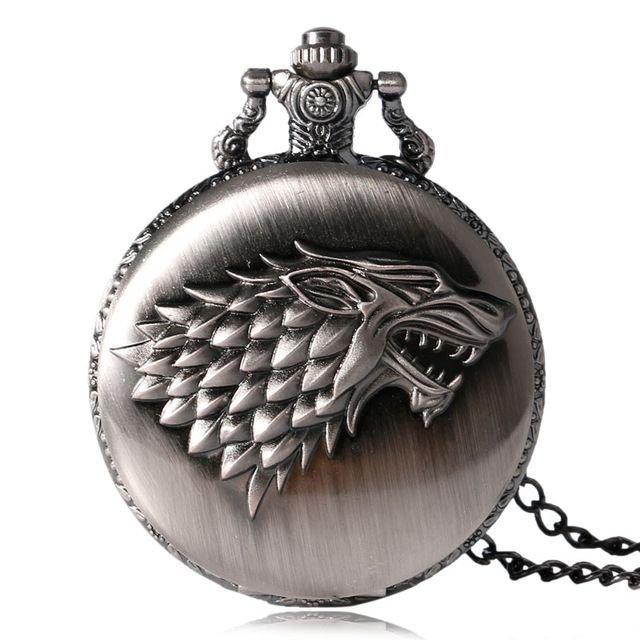 Relógio de Bolso - Game of Thrones