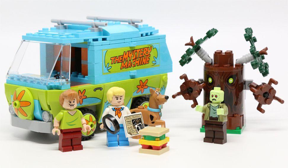 Lego Scooby-Doo - Máquina do Mistério