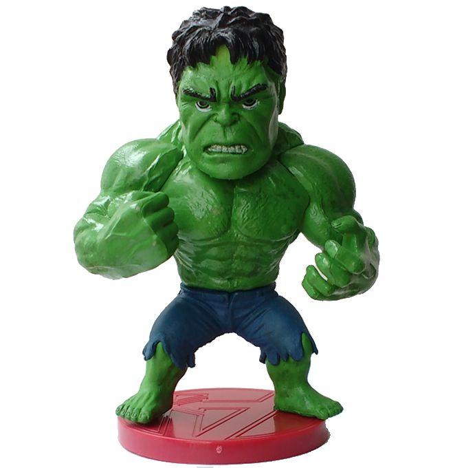 Miniatura Hulk - Avengers