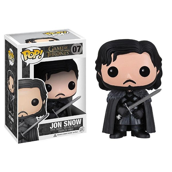 Funko Pop John Snow - Game of Thrones