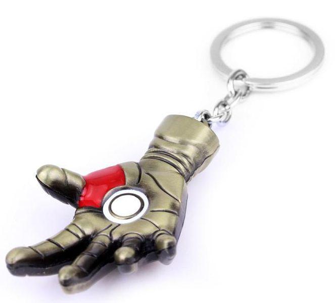 Chaveiro Mão Homem de Ferro