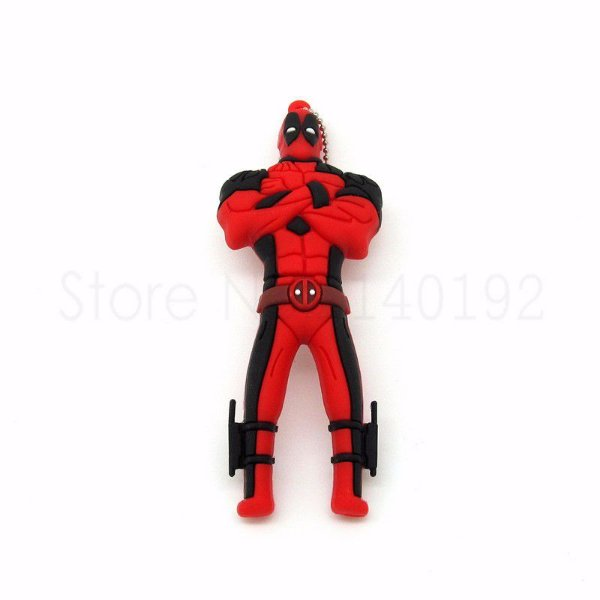 Pendrive 8GB - Deadpool