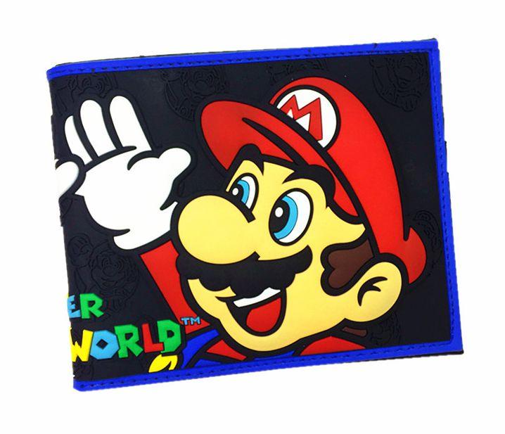 Carteira Oficial - Super Mário e Luigi