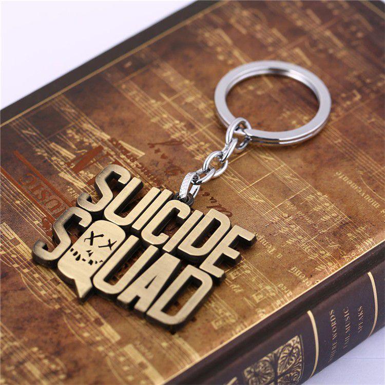 Chaveiro Suicide Squad - Esquadrão Suicida