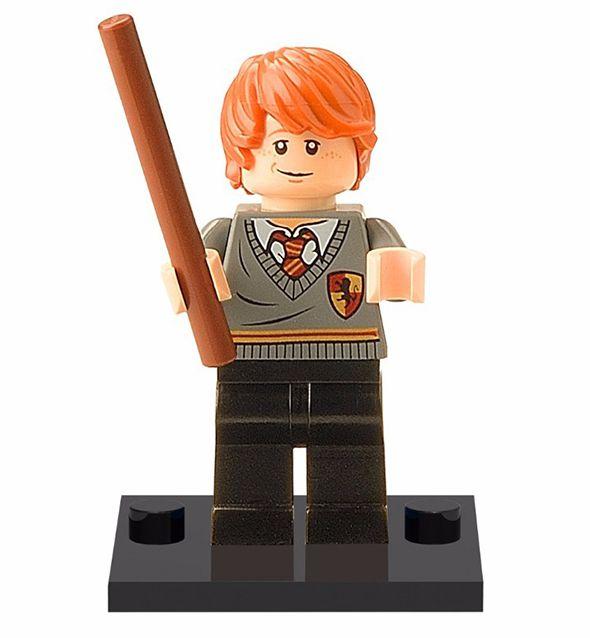 Miniatura Lego - Ron Weasley