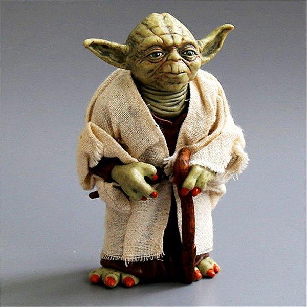 Estátua Mestre Yoda