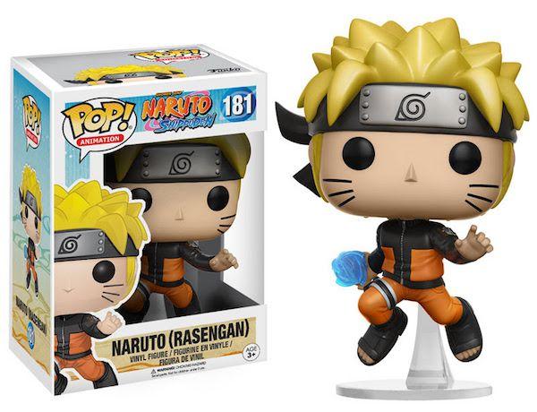Funko Pop - Naruto Rasengan