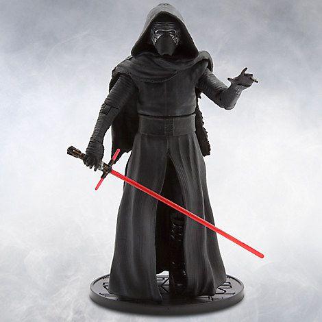 Action Figure Star Wars - Kylo Ren - Produto Oficial Disney