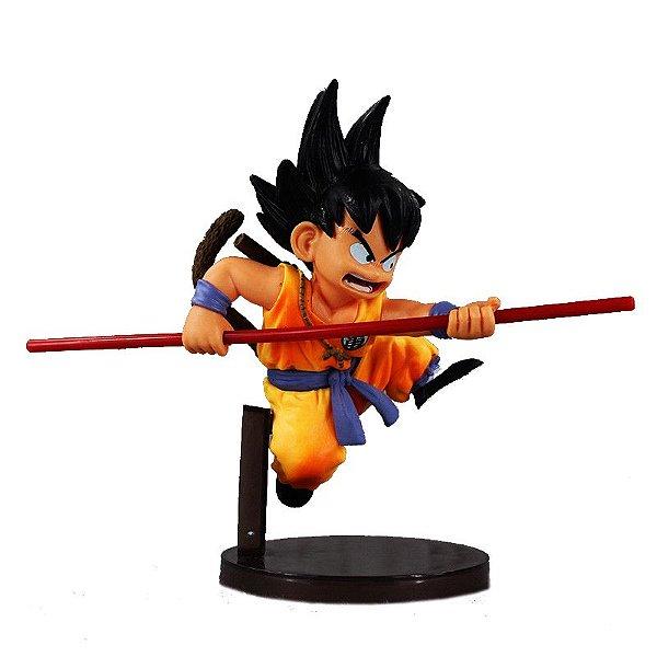 Boneco Goku Criança - Dragon Ball Z